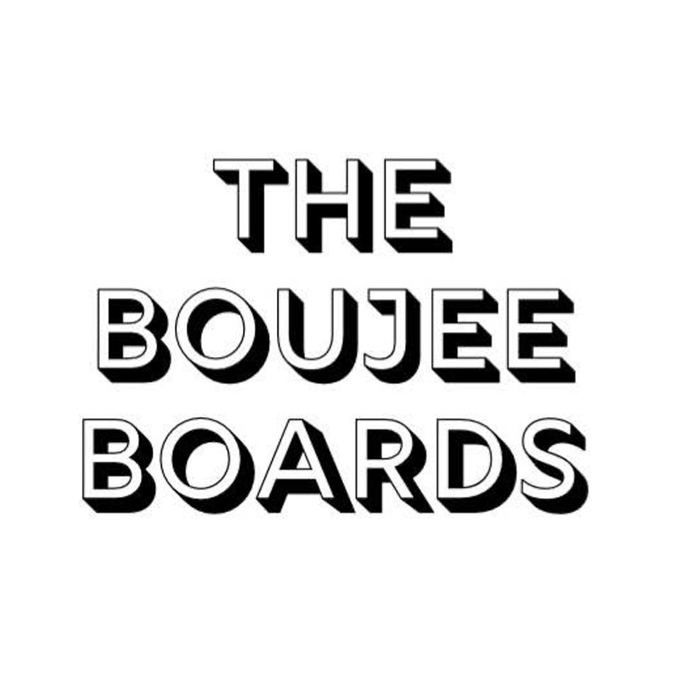 The Boujee Boards - Logo